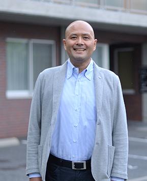 株式会社ライフケア代表取締役社長竹内 善彦